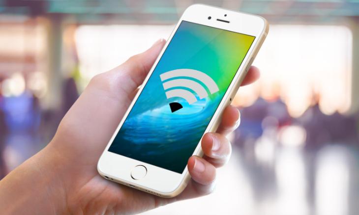 iPhone или iPad не подключается к Wi-Fi, не видит сеть - причины и решение